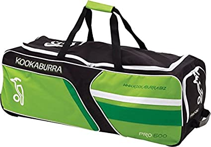 Amazon.com: Kookaburra Pro 600 - Funda para kit de ruedas ...