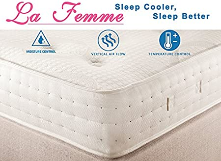 Cooling Mattress To Help Ease Menopause Hot Flushes Night Sweats