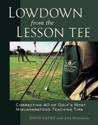 Lowdown from the Lesson Tee ISBN-13 9780809296187