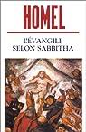 L'Evangile selon Sabbitha par Homel