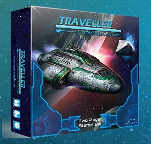 Far Future Enterprises 3001FFE Traveler CCG Two Player Starter Set