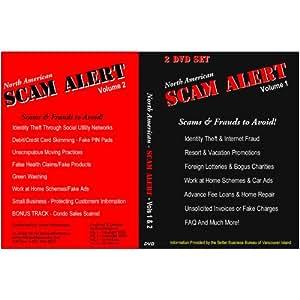 North American Scam Alert Volumes 1 & 2