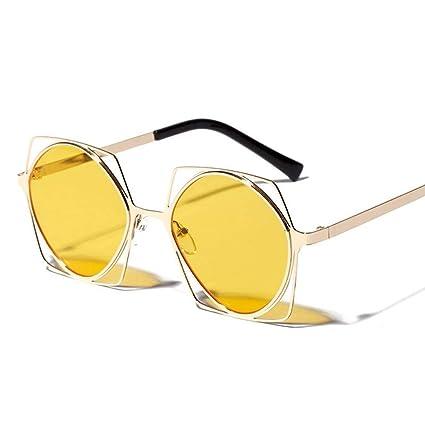 ZHOUYF Gafas de Sol Gafas Cuadradas para Mujer Gafas De Sol ...