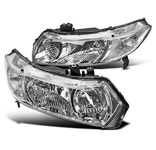 07 honda civic si headlight - 6
