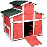 ware dog house large - Ware Big Barn (1 Pack), Large, Red