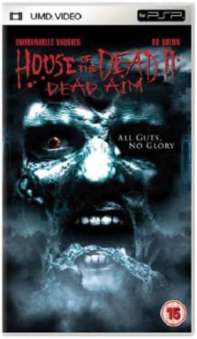House Of The Dead 2 Dead Aim Umd Mini For Psp Amazon Co Uk