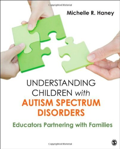 Understanding Children with Autism Spectrum Disorders: Educators Partnering with Families by Haney Michelle Rosen (2012-10-12) Paperback