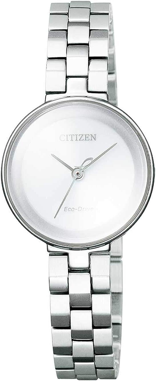 Orologio donna da polso in acciaio Citizen Eco Drive Lady