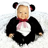 Paradise Galleries Reborn Baby Doll Like Real Life AsianBaby Doll, Su-lin, Girl Doll Crafted in Soft Vinyl and Weighted Body, 20 inch