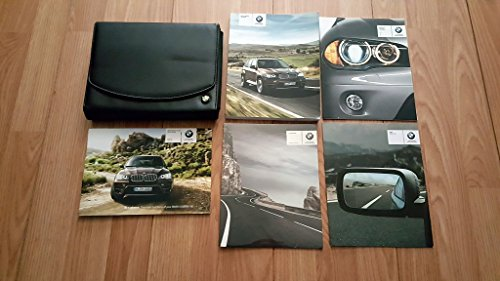 2011 BMW X5 X6 xDrive 35i 50i 35d M Owners Manual
