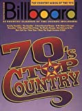 Billboard Top Country Songs of the 70s, Hal Leonard Corporation Staff, 0793509475