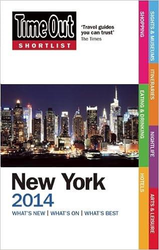 Téléchargement gratuit de livres de bibliothèqueTime Out Shortlist New York 2014 1846702801 (French Edition) PDF iBook