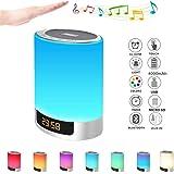 Lightunes Ls1000 Acv Bt Bluetooth Speaker Lamp With Alarm