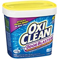 OxiClean Odor Blasters 5lb/89LD (2 Tubs)