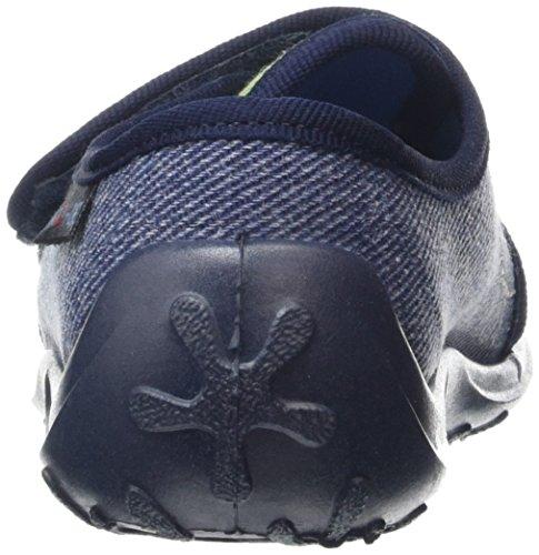 Rohde Boogy - pantuflas con forro Niños Verde - Grün (60 grün)