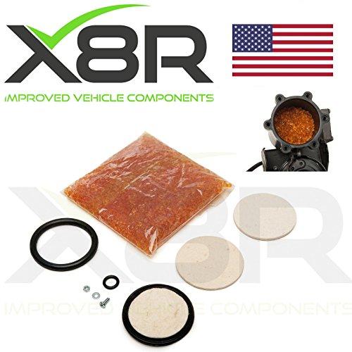 LAND ROVER RANGE ROVER SPORT AIR COMPRESSOR DRIER VUB504700 REPAIR KIT PART: X8R35
