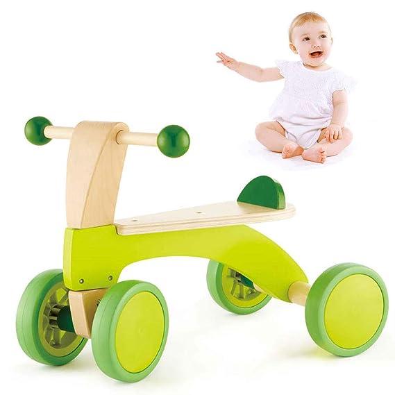 Amazon.com: Paseo infantil multifunción de madera para bebé ...