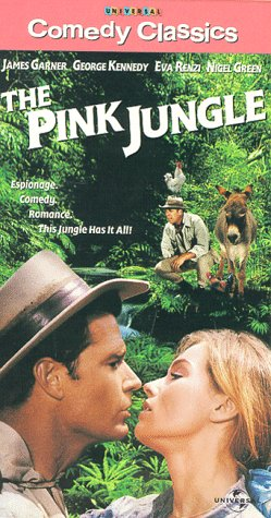 Pink Jungle [VHS] (Jungle Pink)