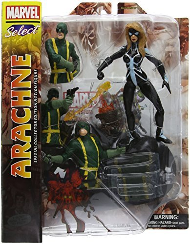 Marvel Select: Arachne Action Figure by Diamond Select