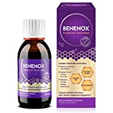 Benenox Overnight Recharge Blackcurrant Flavour Food Supplement