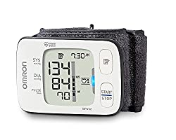 Omron 7 Series Wrist Blood Pressure Monitor (100 Reading Memory)