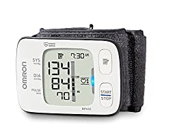 Omron- #1 Doctor Recommended Brand, Clinically Proven Accurate with Heart Zone Guidance 7 Series Wrist Blood Pressure Monitor