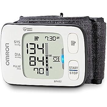 Omron 7 Series Wrist Blood Pressure Monitor (100 Reading Memory)