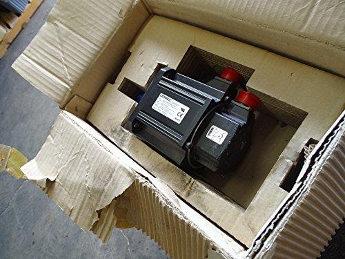 Brand New Ormec MAC Servo Motor M series MAC-MD050B2-K3N NOS 1500RPM by Ormec