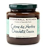 Stonewall Kitchen Creme de Menthe Chocolate Sauce, 11.5 Ounces