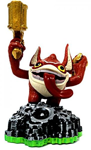 Skylanders Spyros Adventure LOOSE Mini Figure Trigger Happy Includes Card Online (Trigger Happy Skylander)