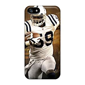 Top Quality Case Cover For Iphone 5/5s Case With Nice Indianapolis Colts Appearance