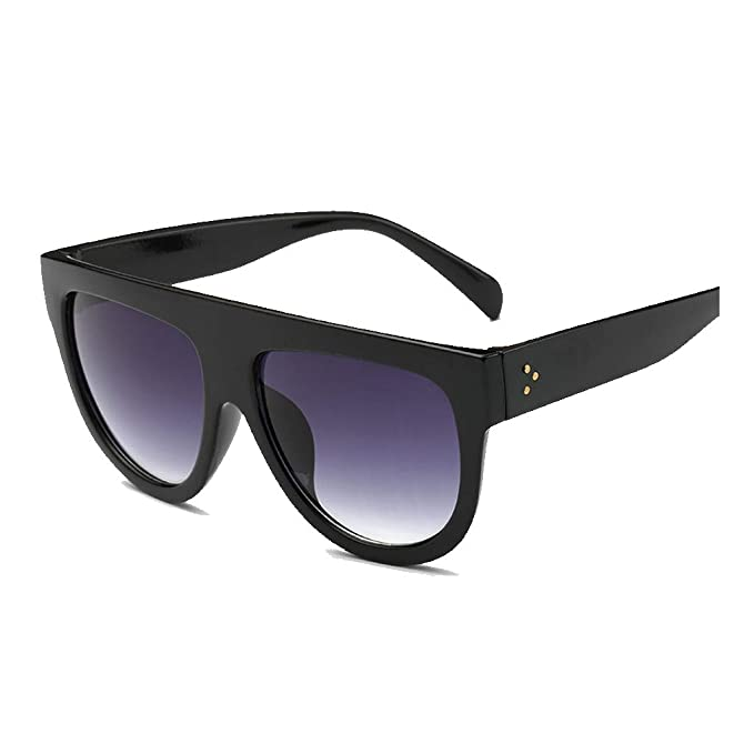 QUICKLYLY Gafas De Sol Para Hombre/Mujer Cuadrados Vintage ...