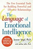img - for The Language of Emotional Intelligence: The Five Essential Tools for Building Powerful and Effective Relationships (NTC Self-Help) book / textbook / text book