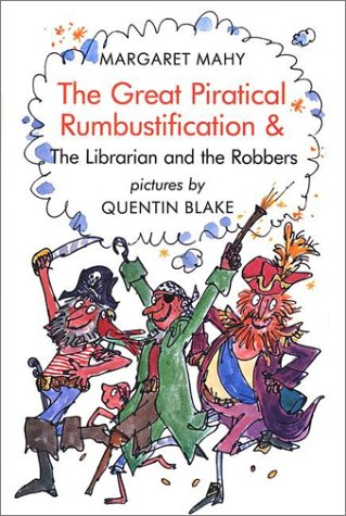 Download The Great Piratical Rumbustification & the Librarian and the Robbers pdf