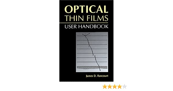 optical thin films rancourt james d
