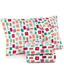 Martha Stewart Whim Collection 100% Cotton Flannel Sheet Set (Twin, Holiday GIfts)