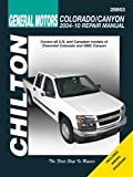 General Motors: Chevrolet Colorado and GMC Canyon, Jay Storer, 1563929007