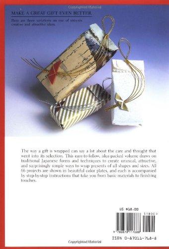 Gift Wrapping Creative Ideas From Japan Kunio Ekiguchi