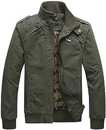 Amazon.com: Green - Lightweight Jackets / Jackets &amp Coats