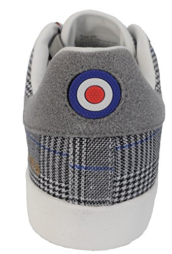 Lambretta Mens Retro Prince of Wales Trainers discount best store to get manchester great sale choice for sale ZDqn6E