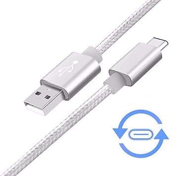 Cable USB tipo C 3m cable cargador tipo c 3m cable cargador type c 3m de Nylon trenzado alta calidad cable cargador usb c 3 metros cable usb a tipo c ...