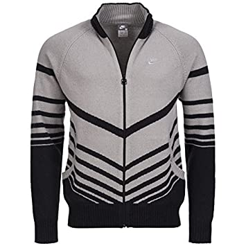 Nike Fusion Wool Knit Men's Tracksuit Top