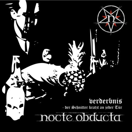 Nocte Obducta: Verderbnis (Der Schnitter kratzt an jeder Tür) (Audio CD)