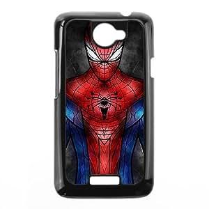 HTC One X Cell Phone Case Black Spiderman JSK795267