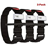 Tourniquet: Made for First Aid Response, Hiking and Emergency Kits, for Severe Emergencies and occluding Blood Flow (Black 3 Packs)