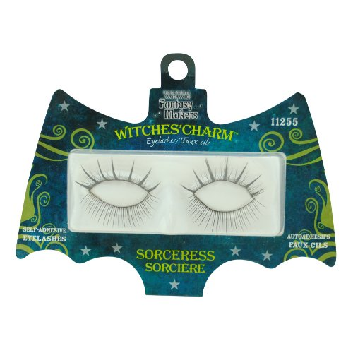 WET N WILD FANTASY MAKERS WITCHES' CHARM EYELASHES #11255 SORCERESS -