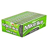 MIKE & IKE ORIGINAL THEATER BOX CANDY 12PC/CASE, Case of 9