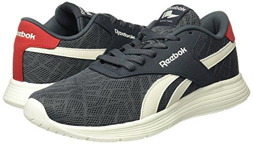 Chaussures graphite De Reebok Pour gris Scarlet Sur fs Gris Course Homme Bd3607 Chalk Sentier g5qqS