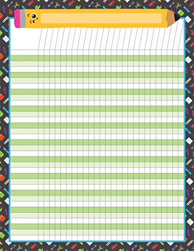 Incentive Charts For Teachers - School Tools Incentive Chart