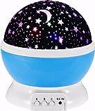 SOLMORE LED Star Projektor Nachtlicht 360 Grad drehbar Starlight Sternenhimmelprojektor Romantische...